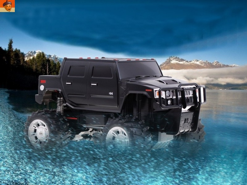 RC Auto Hummer H2, 1:14