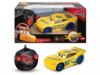 RC Cars 3 Turbo Racer Cruz Ramirezová, 1:24